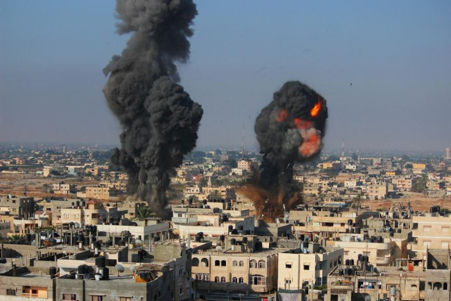 Israeli-Palestinian Conflict | Global Conflict Tracker