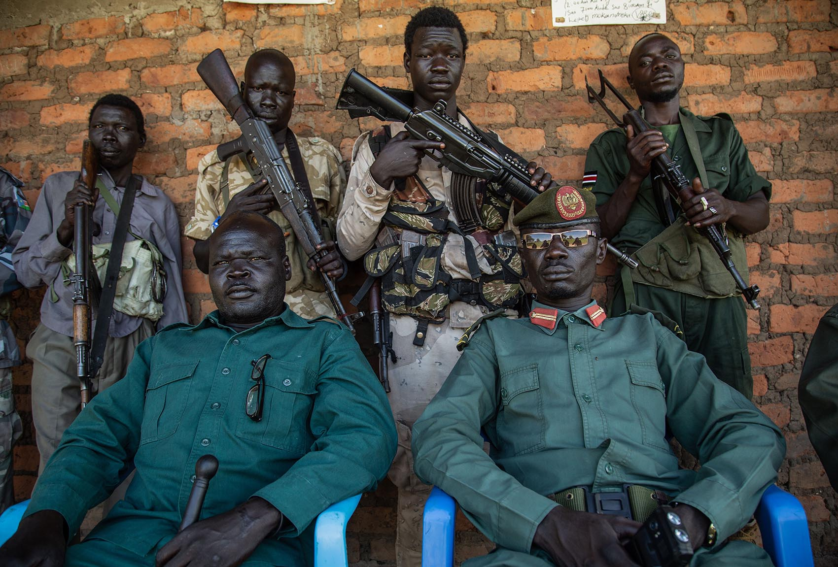 Civil War in South Sudan | Global Conflict Tracker