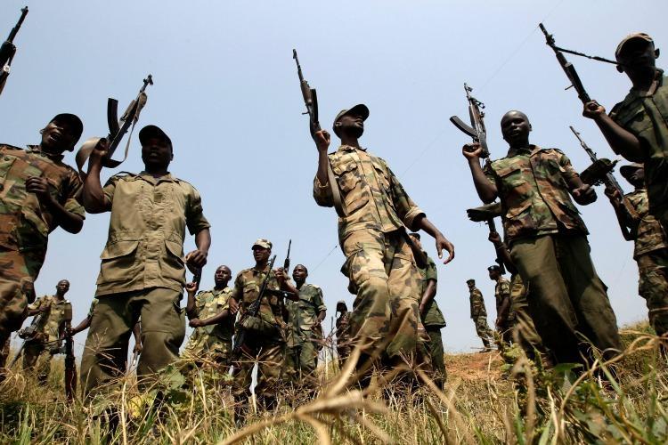 Violence in the Democratic Republic of Congo