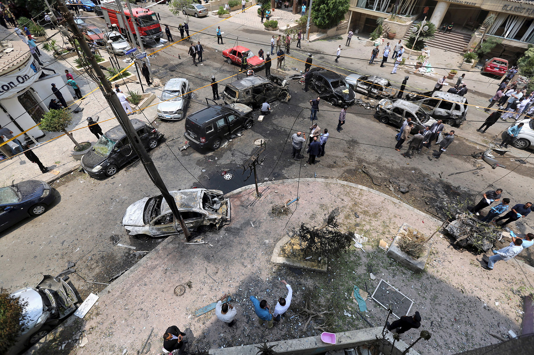 Instability in Egypt