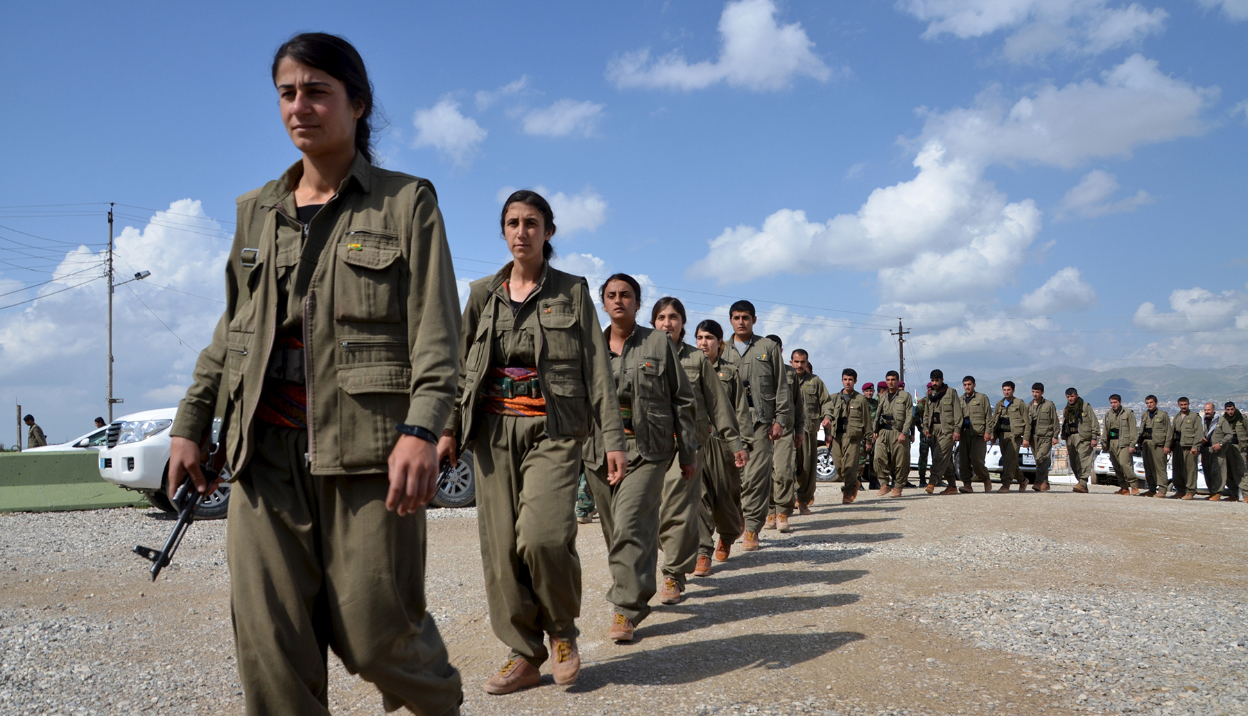 Conflict Between Turkey and Armed Kurdish Groups